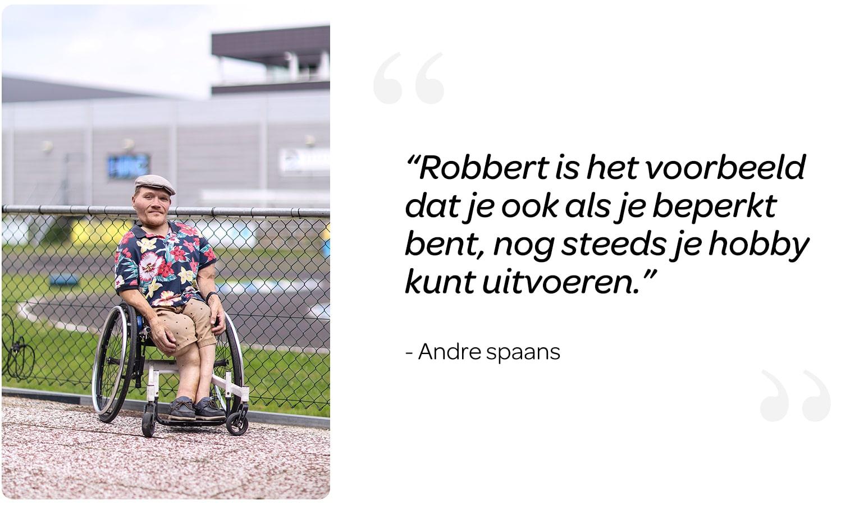 De EVMC traplift naar de eerste verdieping