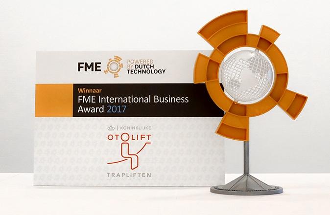 FME international business award