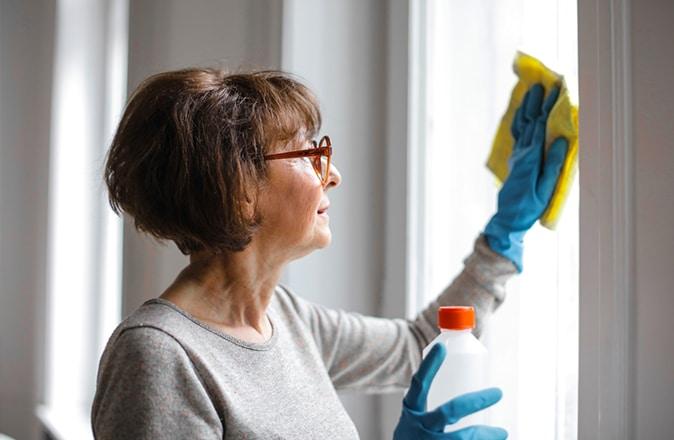 Hulp huishouding voor ouderen