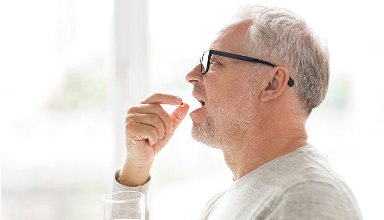 Medicijnen tegen pijn na herniaoperatie