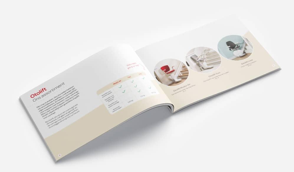 Otolift Trapliften brochure C