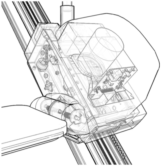De technische productspecificaties van de Otolift Line.