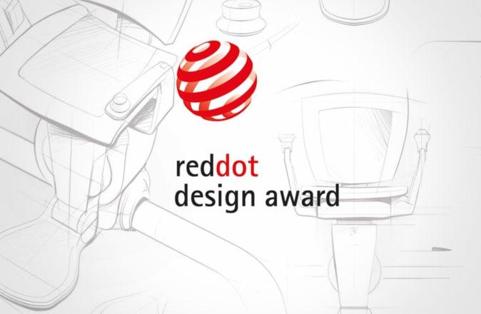 De Otolift One wordt gewaardeerd met een Red Dot Design Award in 2011.