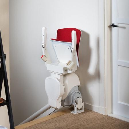 Traplift Modul Air met opklapbare stoel