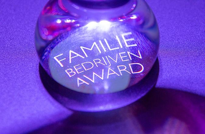 Otolift trapliften finalist Familiebedrijven award