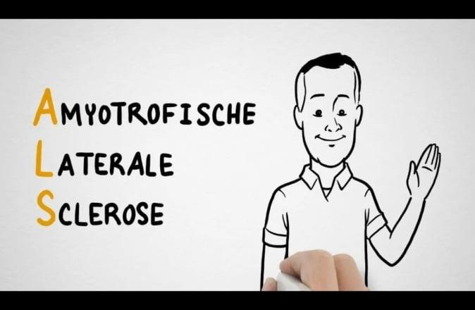 Stichting ALS Nederland legt in dit filmpje duidelijk uit wat de spierziekte ALS inhoudt.